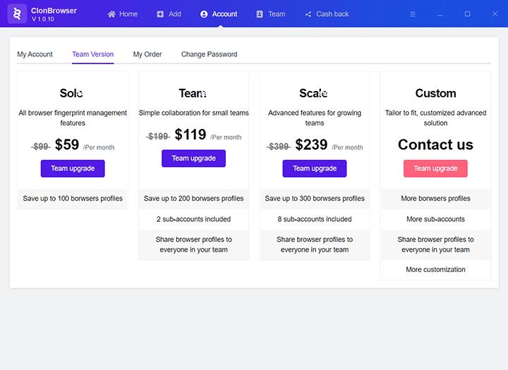 Clon Browser Invitation For Discount