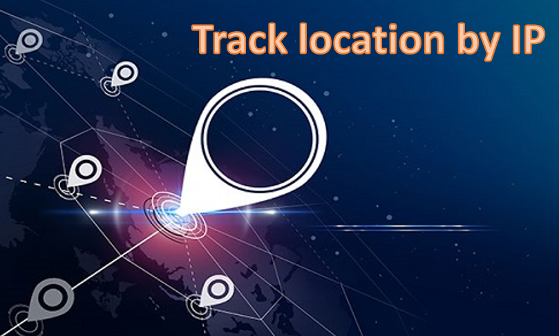 Track location by IP