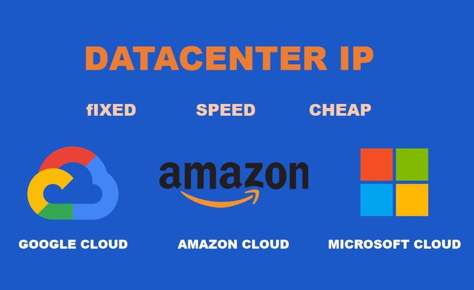 characteristics of datacenter ip