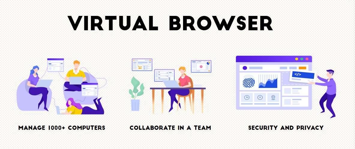 virtual browser