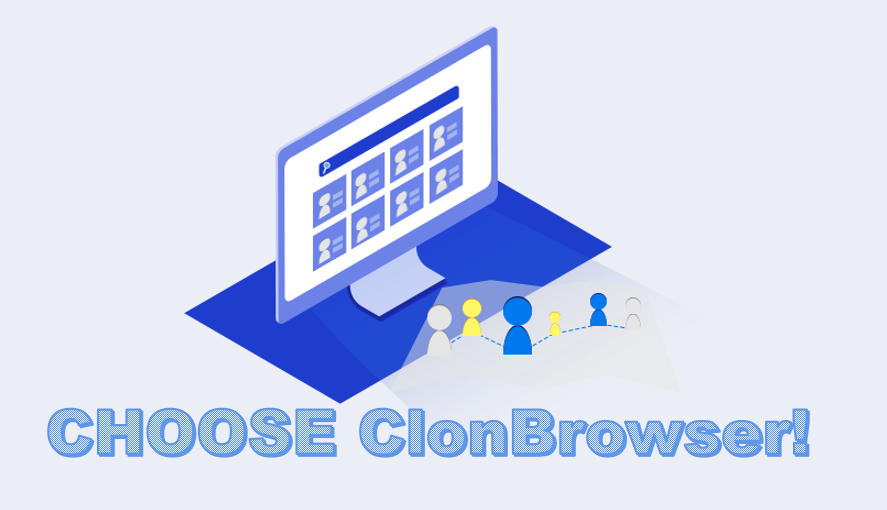 choose clonbrowser