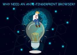 Why need an anti-fingerprint browser